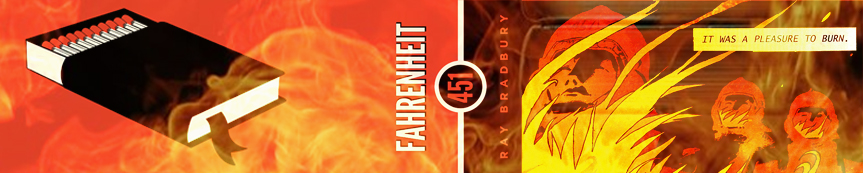 Fahrenheit 451 – RayBradbury
