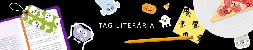 Tag Literária — Uma festa de Halloween muito louca. Quem vocêconvidaria?