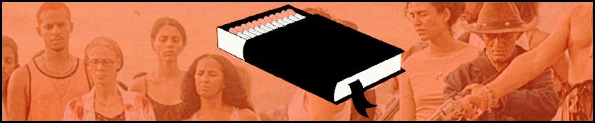 """""""Deve haver alguma coisa nos livros"""": reflexões sobre Fahrenheit 451, Bacurau eMatrix"""
